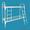 кровати одноярусные для пансионатов,  кровати металлические двухъярусные оптом #701264