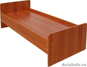 Кровати одноярусные для бытовок, кровати металлические для казарм, дёшево - Изображение #8, Объявление #1478866