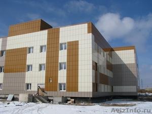 Монтаж вентилируемых фасадов, мокрого фасада. ООО «Спектр76» - Изображение #2, Объявление #1525899