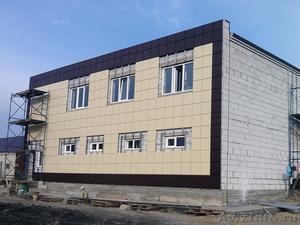 Монтаж вентилируемых фасадов, мокрого фасада. ООО «Спектр76» - Изображение #4, Объявление #1525899