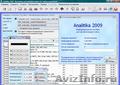 Analitika 2009 - Бесплатная система для автоматизации учета и управления