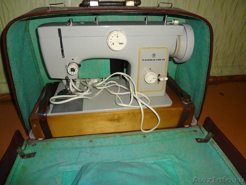 Инструкция к швейной машинке чайка 132