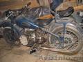 мотоцикл с каляской M-72