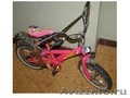 Продам детский велосипед для девочки от 3 до 7 лет