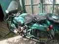 Мотоцикл Урал М67-36