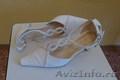 Туфли белые размер 37
