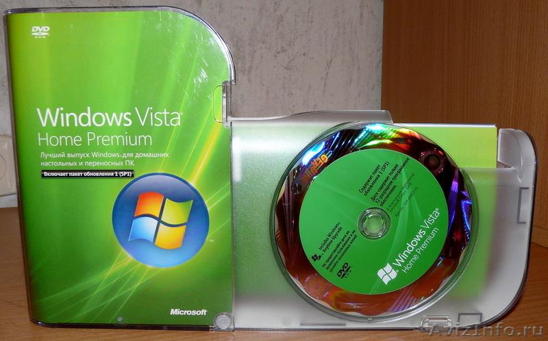 Windows vista home купить