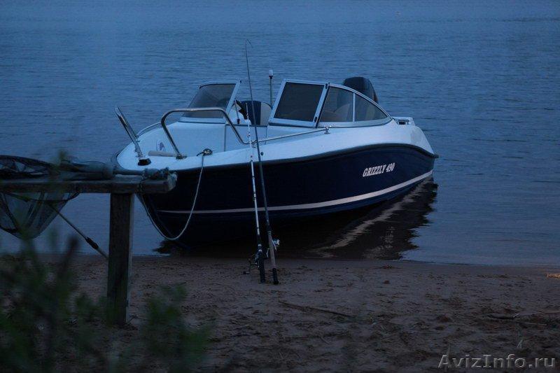 купить лодку гризли в самаре