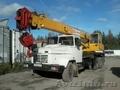 продам Автокран Краз 25 тонн