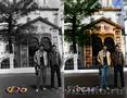 Восстановление и обработка фотографий.