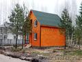 Новый уютный домик с септиком в сосновом лесу,  рядом с рекой
