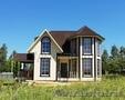 Новый теплый дом с верандой,  газом и электричеством,  рядом с озером Плещеево