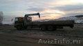 Грузоперевозки манипулятором 12 тонн