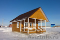 Новый теплый деревянный дом с просторной верандой,  рядом с озером Плещеево