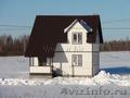 Новый теплый дом с верандой и электричеством,  рядом с озером Плещеево