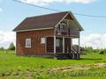 Новый теплый дом с эркером и верандой,  у озера Плещеево,  по гарантии