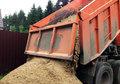 Купить песок речной и карьерный с доставкой от 5 до 30 тонн